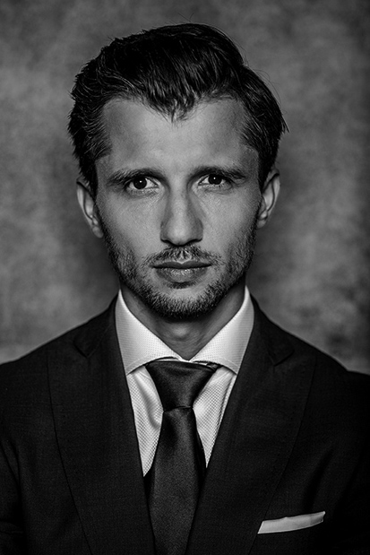 Michał Paprocki, legal advisor in Chmaj & Associates law firm - Highly skilled photographer in Warsaw